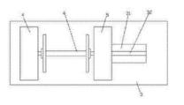 一种便于加载线筒的纺织绕线机