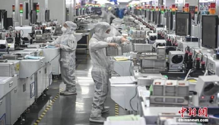 """制造业""""化危为机""""折射广东经济韧性"""