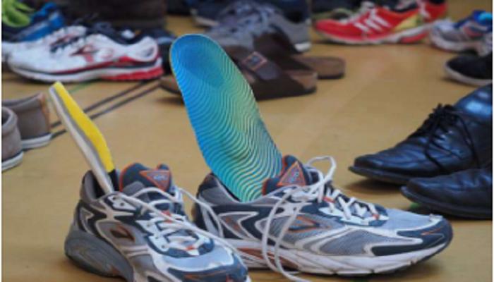 人工智能驱动的鞋子解开了智能鞋垫的秘密