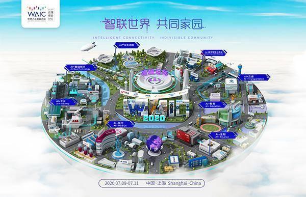 展示全球AI创新成果和应用,世界人工智能大会国际日启动