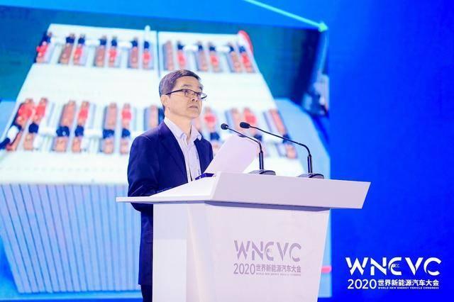 科学技术部副部长李萌:将持续支持新能源汽车技术创新
